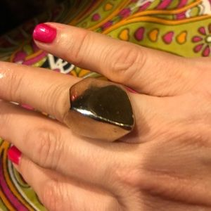 Low Luv by Erin Wasson Statement Ring